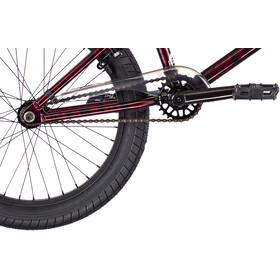 "Kink BMX Curb 20"" gloss smoked red"